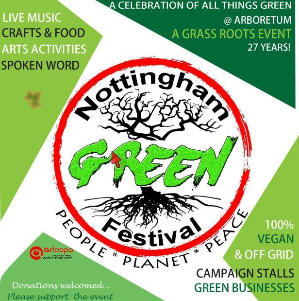 Green Fest logo